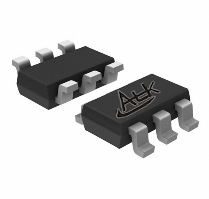 ATK1205 Dual N-Chan Enhancement Mode MOSFET